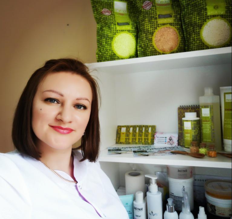 Сертифицированный мастер депиляции Надежда Бровченко