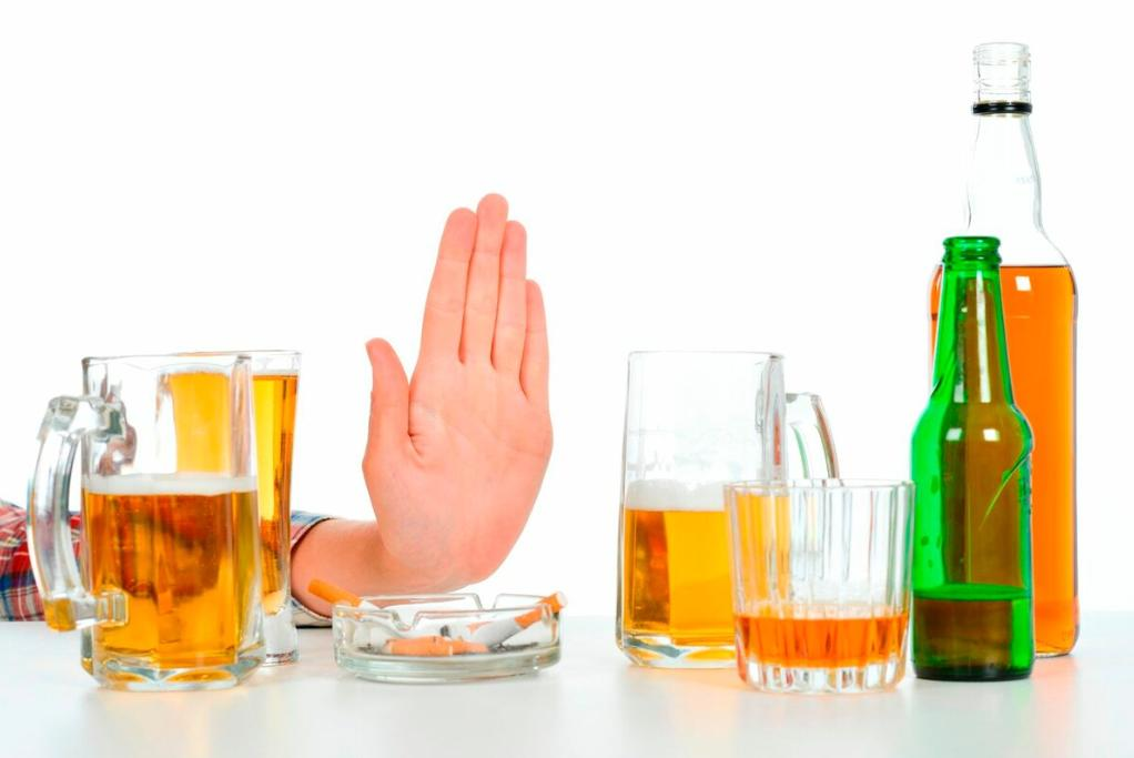 биоревитализация лица - запрет на алкоголь