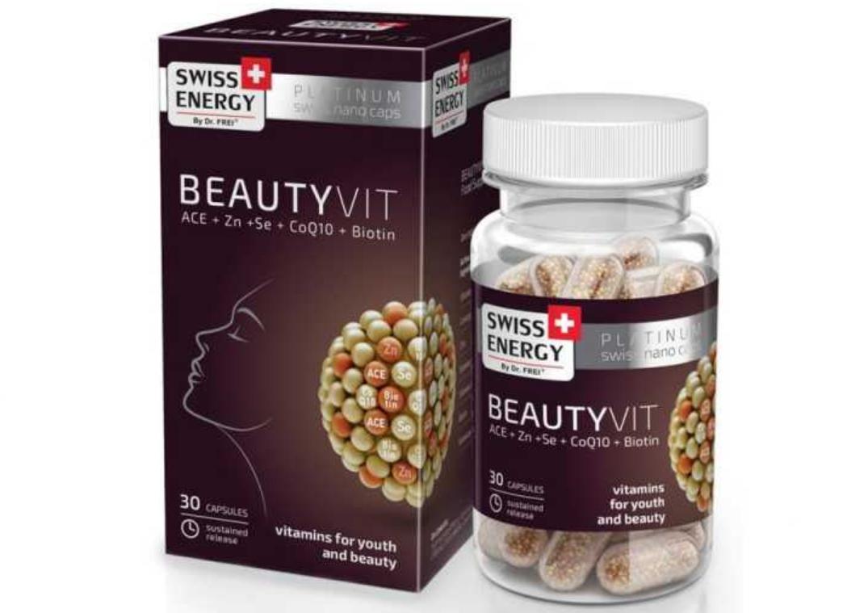 женские витамины для красоты и здоровья после 30